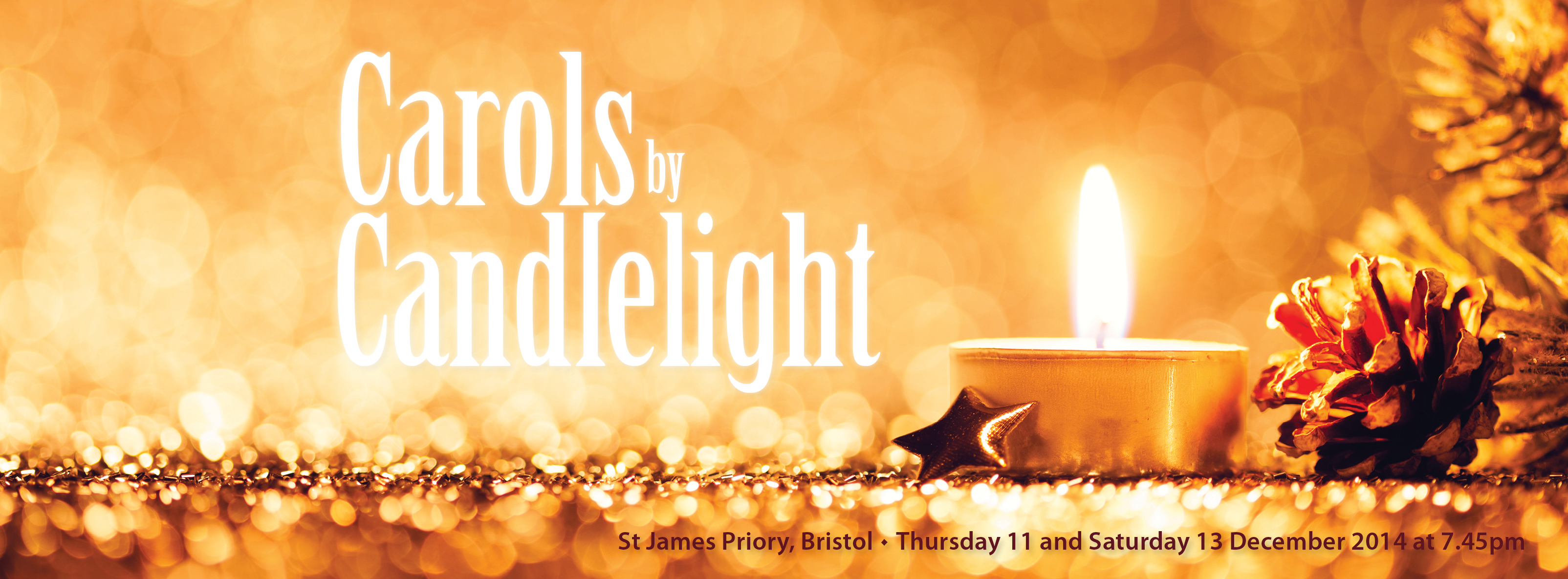 Carols by Candlelight with Exultate Singers