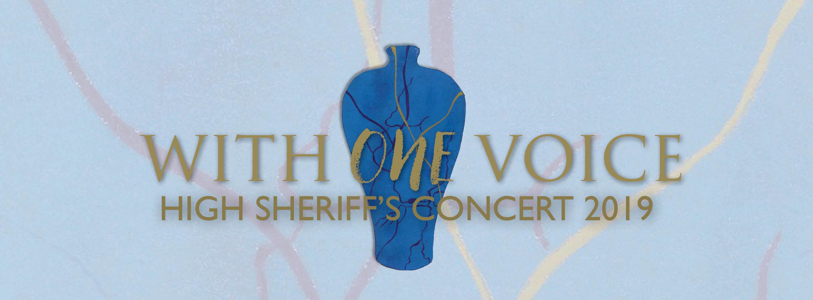 High Sheriff Concert 2019
