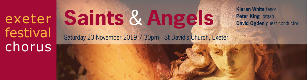 Saints and Angels - 23 November
