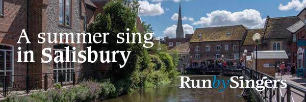 Salisbury singing holiday